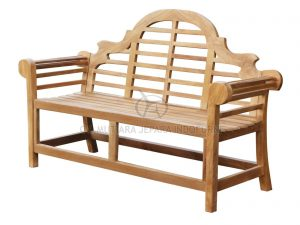 indonesia furniture lutyen bench chair 150