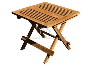 Outdoor Square Picnic Table indonesia furniture
