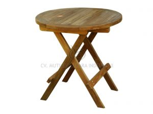 Round Picnic Table 50CM