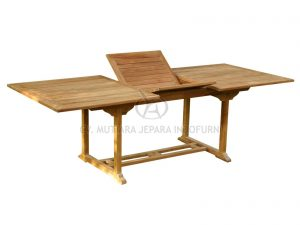 indonesia teak furniture manufacturer | rectangular table