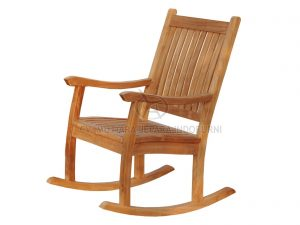 Indonesian furniture rocking chairs