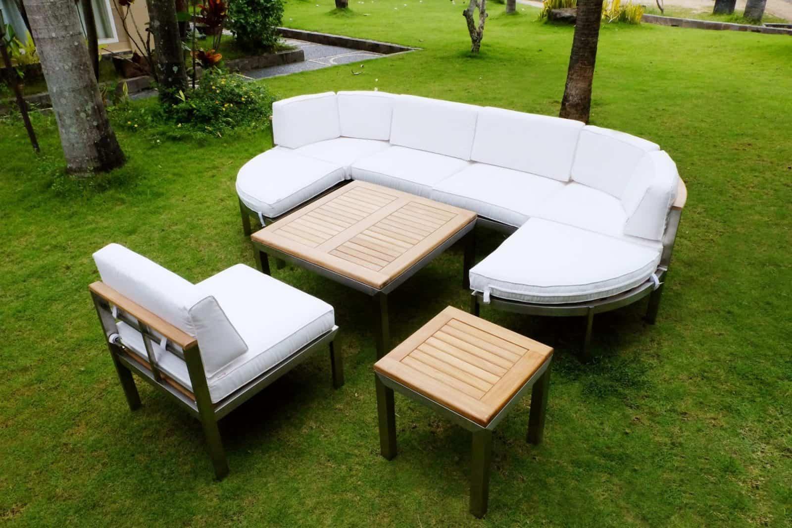 Garden and Outdoor Sofa Indonesia Patio Furrniture
